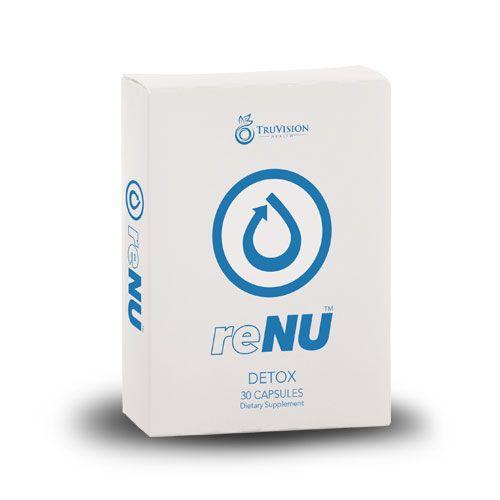 TruVision has just released reNU detox pills. Eliminate