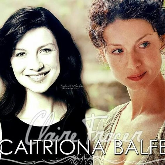 Caitriona Balfe/Claire Fraser