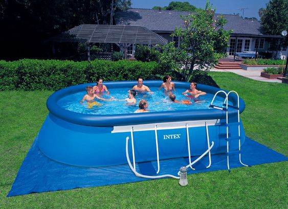 Best Inflatable Pool | Kids Pools | Pinterest | Hot Tubs, Tubs And Pool  Designs