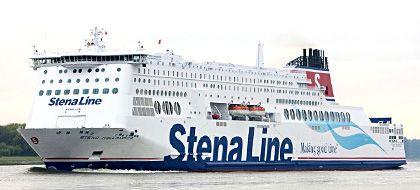 Stena Line Ferry - Ferry Crossings | Harwich to Hook of Holland #ferrycrossings