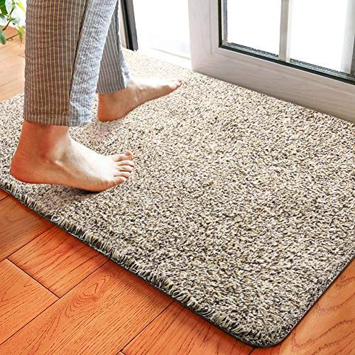 Delxo 24 X 36 Inch Magic Doormat Absorbs Mud Doormat No Odor Durable Anti Slip Rubber Back Low Profile Title Delxo 24 In 2020 Entrance Door Mats Door Mat Pet Mat
