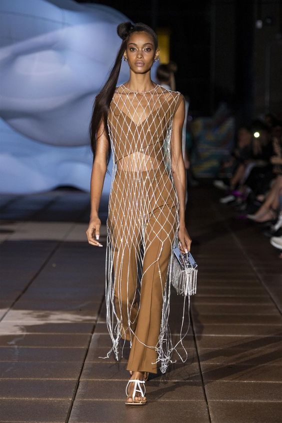 All the Trends You Need to Know from the Spring 2019 Runways - Spring 2019 Fashion Trends for Women - NETTING