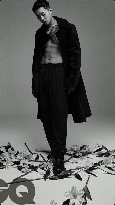 Gq Korea Jay Park Jay Park J Park Jay