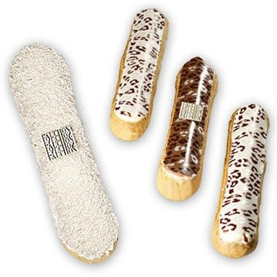 FAUCHON: ÉCLAIRS w/ animal prints: