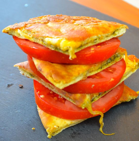 Middle Eastern Grilled Cheese Sandwich