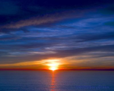 Sunset- Eagle Beach, Aruba
