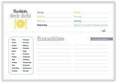 Download a weekly menu & shopping list form (sodapop-design.de)
