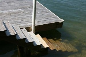 How much does a floating dock cost for the home for How much does it cost to build a fishing pond