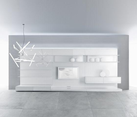 Comp. BH005   Santa Lucia Soggiorni   Arredamento Mobilifici Rampazzo  Severino | Scaffali | Pinterest | Santa Lucia, Tv Walls And Tv Units