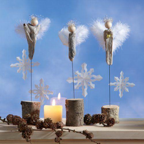 weihnachten. natürlich dekorieren: ideen zum selbermachen | new, Garten ideen