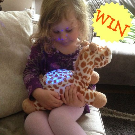 #Win Twilight LadyBug Night Light