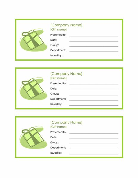 Gift Certificate Template Word 2016 Stuff I Like Pinterest - gift certificate word template free