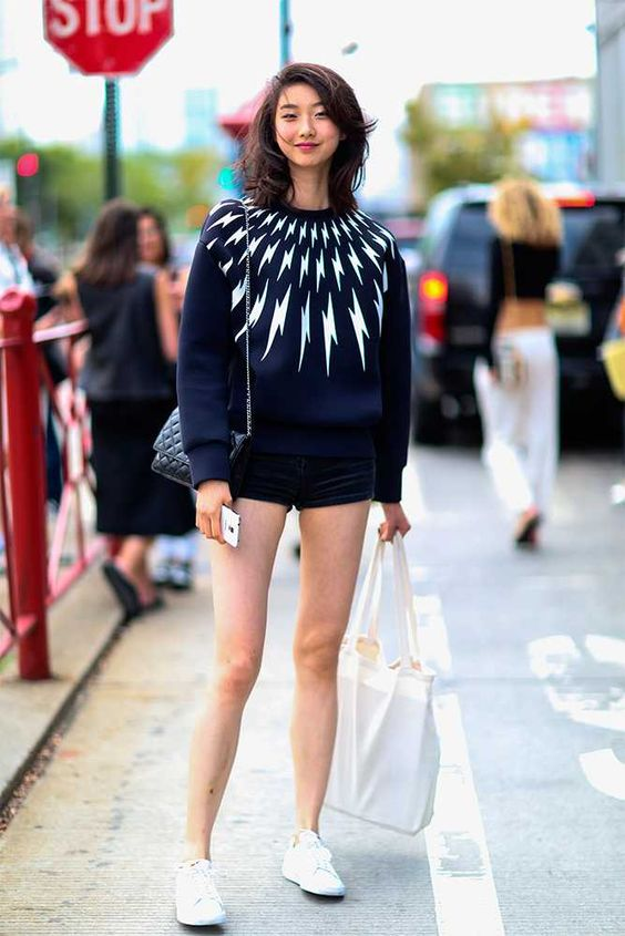 Models Off Duty Nyfw S S 2015 Fashion Weeks Models And Off Duty