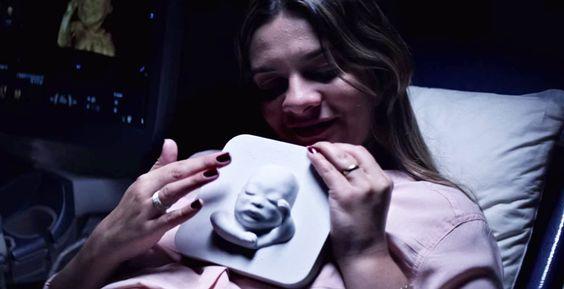 Was dieser Arzt für eine blinde Mama und ihr ungeborenes Baby tut, ist der Wahnsinn. Ich brauch' ein Taschentuch!!