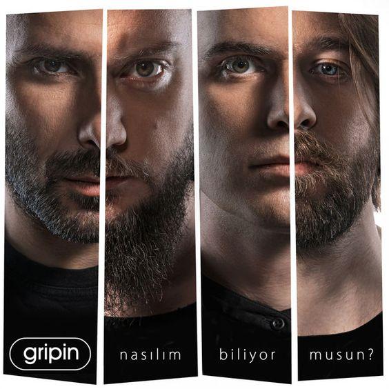 Gripin - Nasılım Biliyor Musun? (2017) Albüm