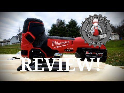 Milwaukee M18 Fuel Barrel Grip Jigsaw Review 2737b 20 Youtube Milwaukee M18 Milwaukee Tools Milwaukee