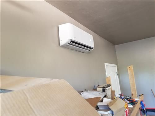 Best Mini Split Heat Pump For A Garage Cooling And Heating