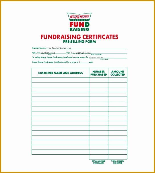 Pre Order Form Template Awesome 3 Pre Order Form Template Free Fundraising Order Form Order Form Template Templates