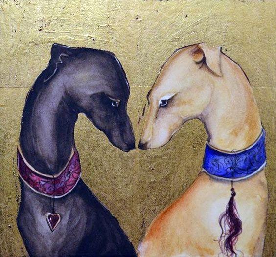 Lovedogs, by Jackie Morris