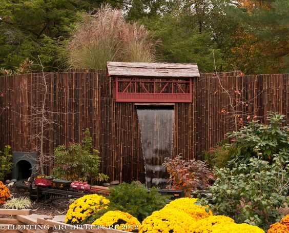 Longwood Gardens Miniature Train Garden   8