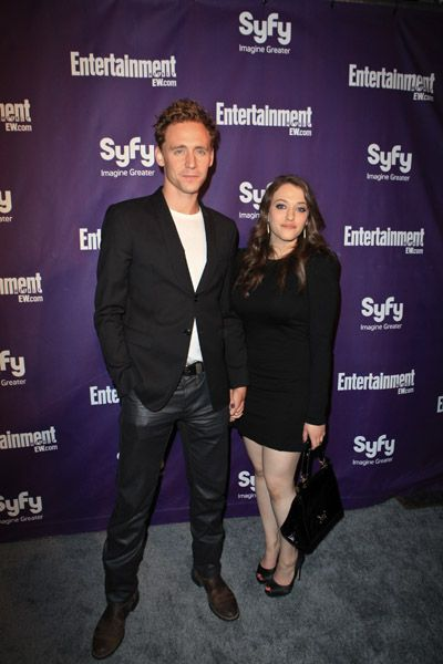 Tom and Kat Dennings