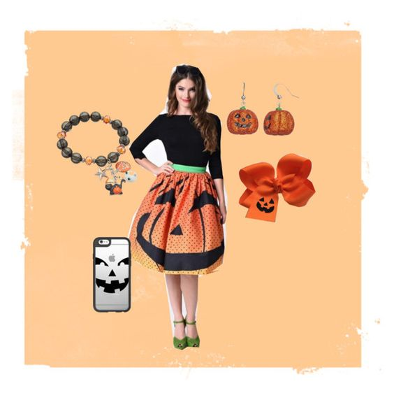 """""""Happy Halloween!"""" by amulya2004 ❤ liked on Polyvore featuring Casetify"""