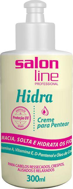 Luciana de Queiróz: Salon Line lança o creme Hidra...