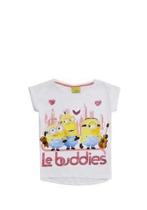 Universal Studios Minions Boxy T-Shirt at F&F Clothing