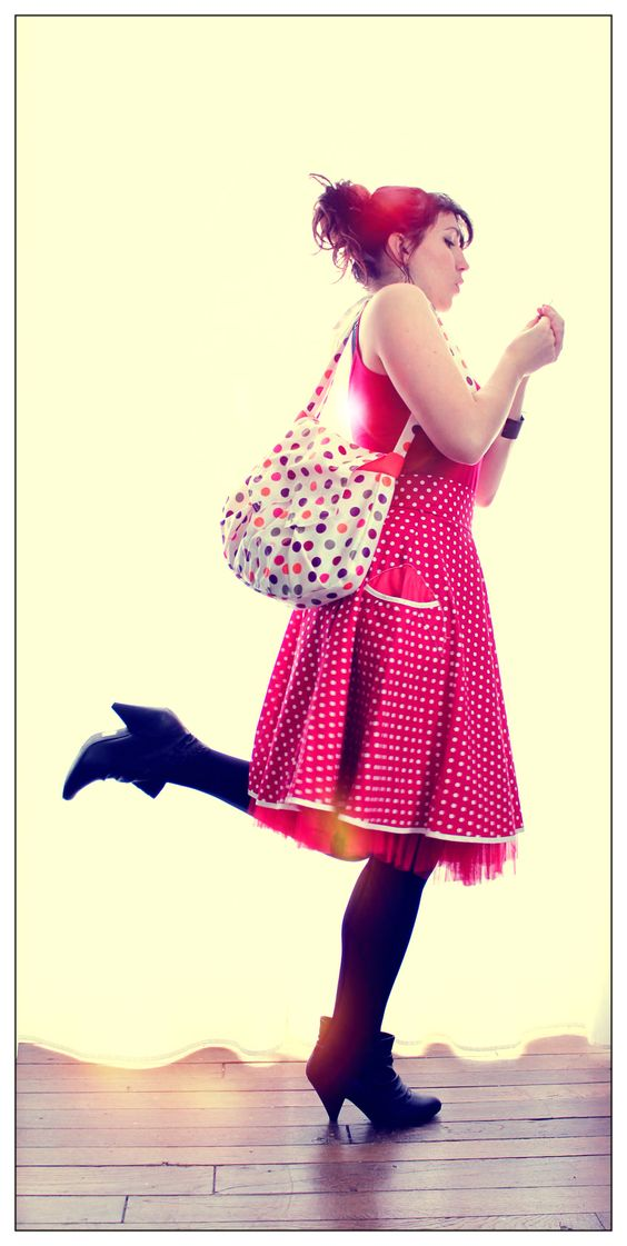 Ninie La Lune,jupe Dolly,french fashion design,jeune créateur de mode, style fifties, style sisties,pin up,rockabilly