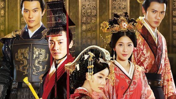Romancing 7 Chinese historical dramas through time