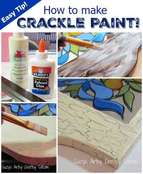 crackle painting learn painting painting decorative faux painting. Black Bedroom Furniture Sets. Home Design Ideas