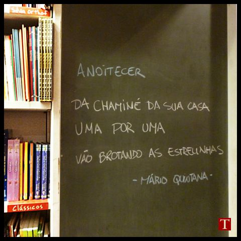 Mário Quintana #poesia