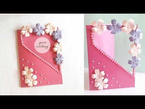 Greeting Card Idea For Father S Day Friendship Day Handmade Card Idea Handmade Greeting Card Designs Handmade Cards Ideas Creative Card Design Handmade