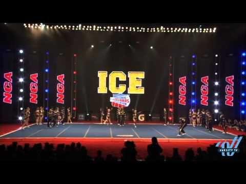 ICE Inspire Level 5 Senior Unlimited Coed Day 2