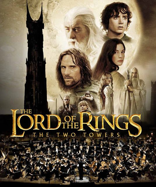 Pin By Jeff Lazughi On Film Industry The Two Towers Lord Lord Of The Rings