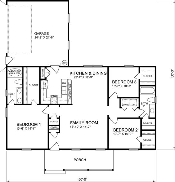 House Plans Mud And Home On Pinterest