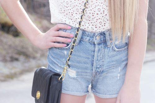 cute, fashion, girl, hair