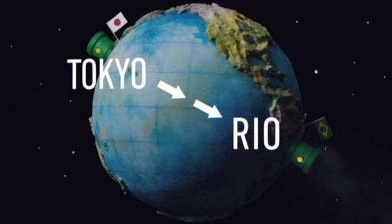 まさかの「安倍マリオ」 リオ五輪閉会式、安倍首相がマリオ姿で土管から登場  リオデジャネイロ五輪の閉会式が8月…