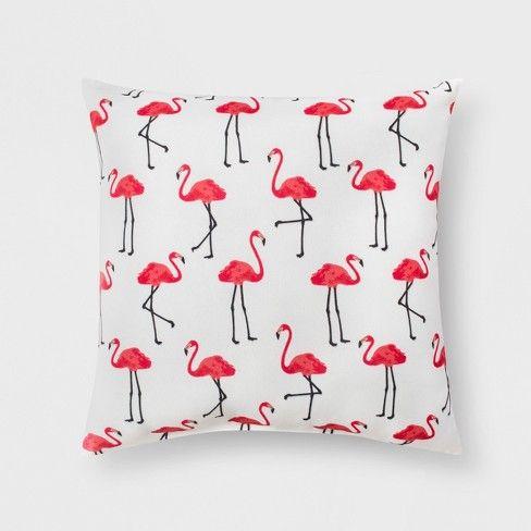 Outdoor Throw Pillow Pink Room Essentials Target Aff