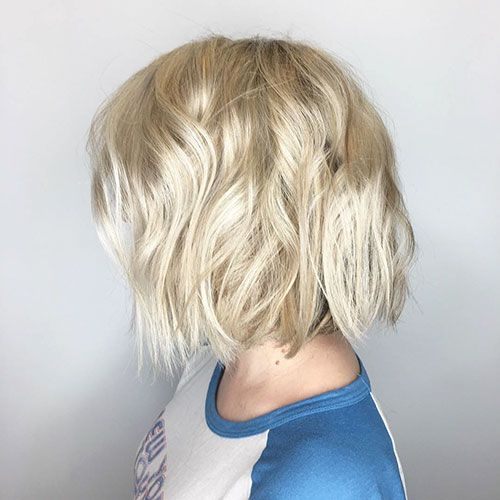 Short Blonde Hair Waves Hair Hairstyles Haircuts Girlhairstyles Fashion Girlfashion Style Teenage Hairstyles Teenage Girl Hairstyles Short Hair Styles