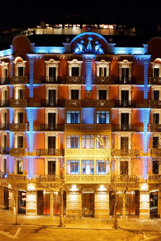 What We Love: Location in the fashionable Eixample neighborhood, five blocks from Las Ramblas | Cram L'Hotel (Barcelona, Spain) - Jetsetter