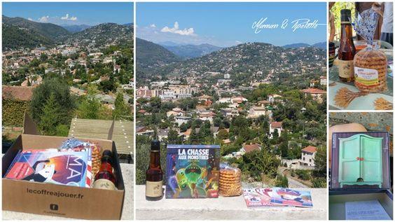 Maman & Pipelette : Une box «Le Coffre à jouer»   Fin 11/09