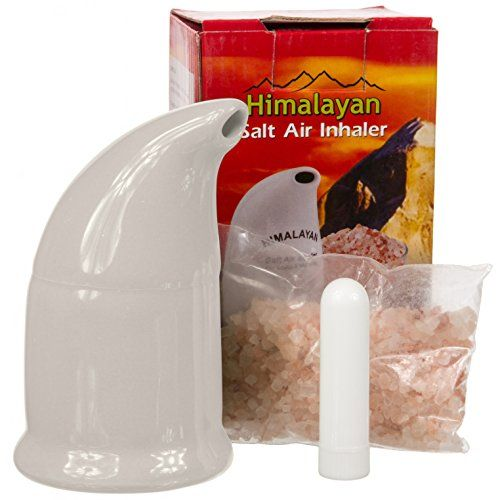 Himalayan Salt Lamp Ishka : Himalayan Salt Inhaler