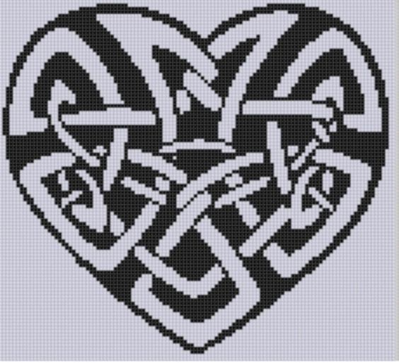 Celtic Knot Knitting Chart : Pinterest the world s catalog of ideas