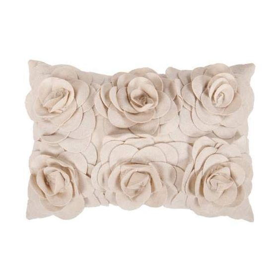 Surya FA-080 Square Indoor Decorative Pillow with Down or Polyester (¥5,240) ❤ liked on Polyvore featuring home, home decor, throw pillows, pillows, outdoor home decor, polyester throw pillows, flower throw pillow, green toss pillows and autumn home decor