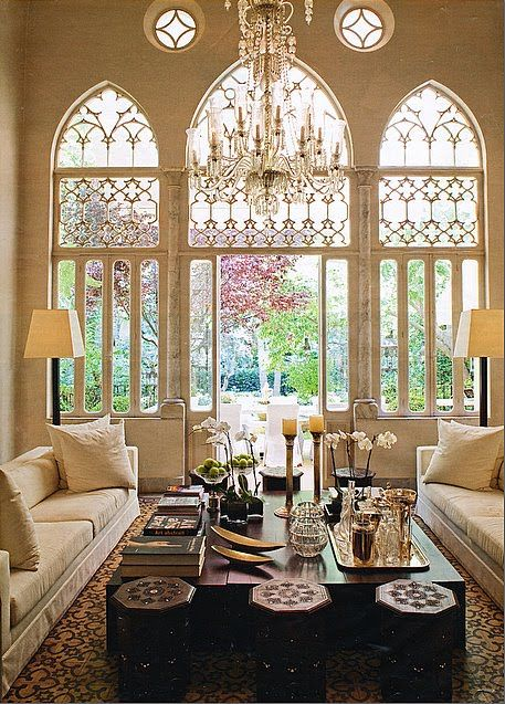 Love the windows, love the room