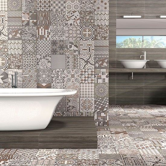 Vinyl Flooring - Our Pick of the Best | Bathroom photos, Bathroom ...