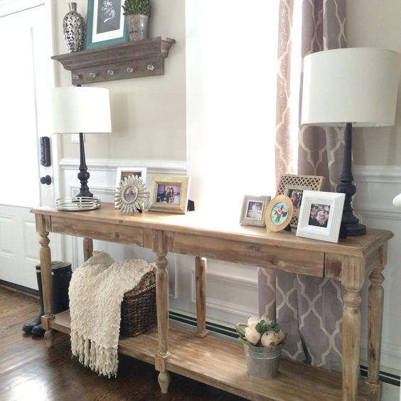 Foyer Table Tv : A well tv tables and foyer on pinterest