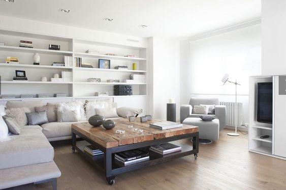 bonita & moderna & luminosa & cómoda