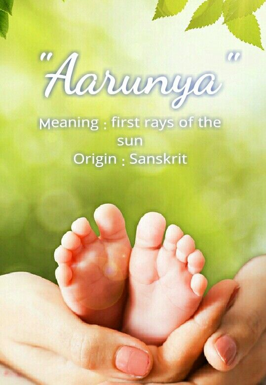 Baby Girl Names In Hindi And Sanskrit With Its Origin And Meaning